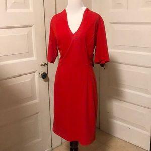Sexy! Red dress